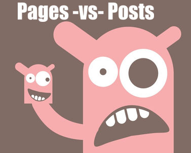 pages-vs-posts